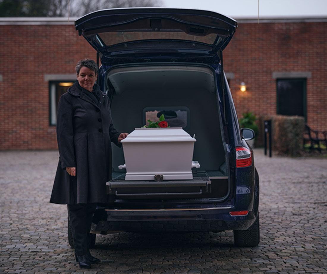 Bedemand Pernille Wolder